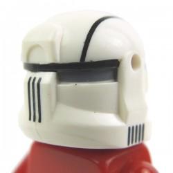 Lego CLONE ARMY CUSTOMS Minifig Accessoires STAR WARS Commando Gregor Helmet (La Petite Brique)