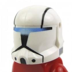 Lego CLONE ARMY CUSTOMS Minifig Accessoires STAR WARS Commando Plain Helmet (La Petite Brique)