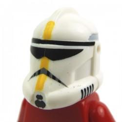 Lego Minifig Accessoires CLONE ARMY CUSTOMS Recon 327th Trooper Helmet (La Petite Brique)