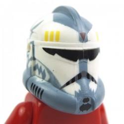 Lego Minifig Accessoires CLONE ARMY CUSTOMS Recon Commander Wolffe Helmet (La Petite Brique)