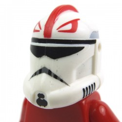 Lego Minifig Accessoires CLONE ARMY CUSTOMS Recon Fordo Helmet (La Petite Brique)