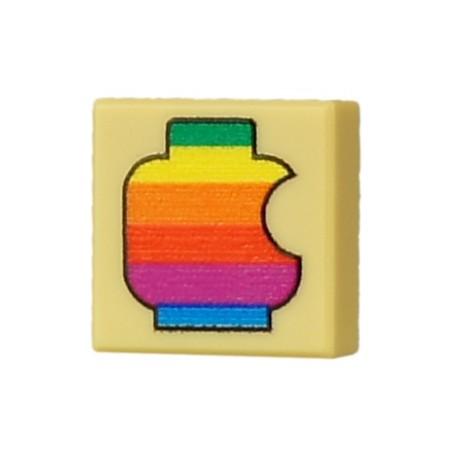Lego Accessoires Minifig CUSTOM BRICKS Computer byte (La Petite Brique)
