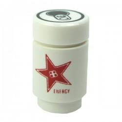 Soda Can, Brickstar Energy Drink (Red)