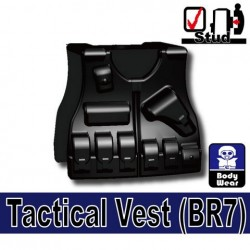 Tactical Vest BR7 (black)