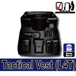 Tactical Vest L4T (black)