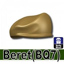 Beret (Dark Tan)