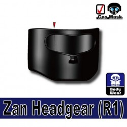 Zan Headgear R1 (Black)