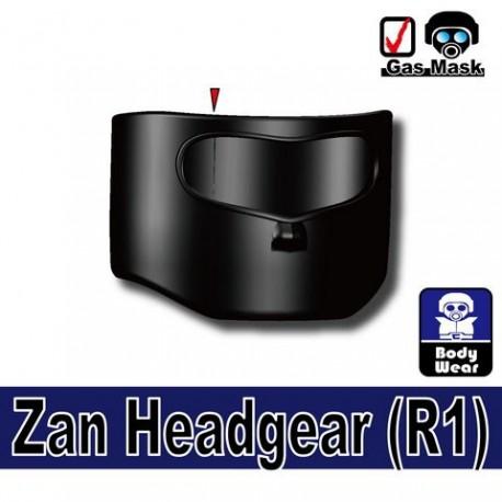 Zan Headgear R1 (Black)