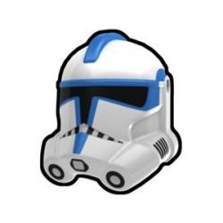 Lego Minifig Custom AREALIGHT White Kix Trooper Helmet (La Petite Brique) Star Wars