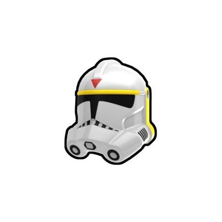 Lego Minifig Custom AREALIGHT White Boil Trooper Helmet (La Petite Brique) Star Wars