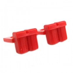 Ammo Pouch (Red) (pair)