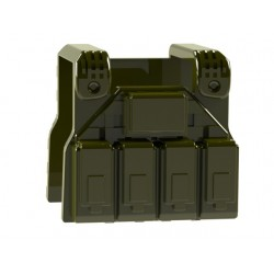 Special Forces Plate Carrier Vest (Military Green)