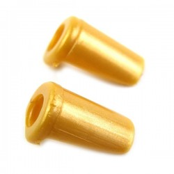 Lego Accessoires Minifig BRICKFORGE Vambraces (doré) (La Petite Brique)