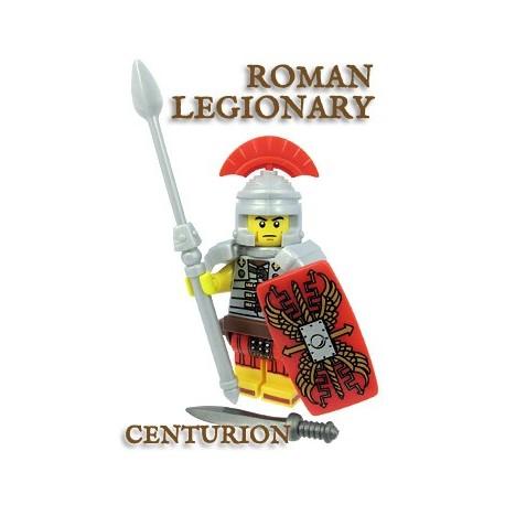 Lego Accessoires Minifig BRICKFORGE Roman Legionary (Centurion) (La Petite Brique)