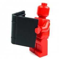 Lego Accessoires Minifig Livre (noir) (La Petite Brique)