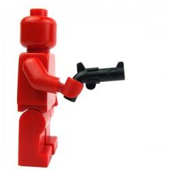 Lego Accessoires Minifig Revolver (noir) (La Petite Brique)