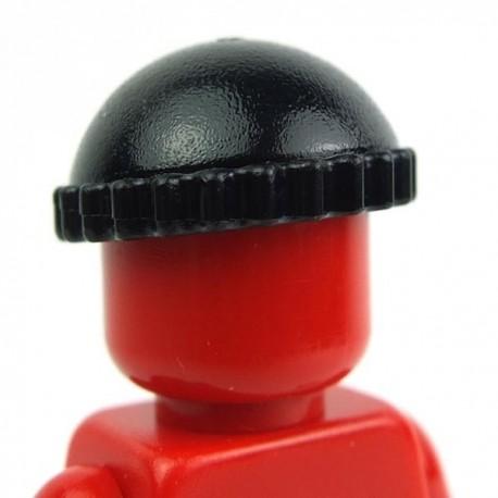 Lego Accessoires Minifig Bonnet (noir) (La Petite Brique)