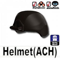 Helmet ACH (Pearl Dark Black)