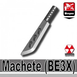 Machete (BE3X) (Iron Black)