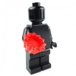 Lego Accessoires Minifig Cupcake (Rouge) (La Petite Brique)