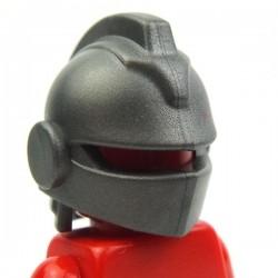 Lego Accessoires Minifig Custom BRICK WARRIORS Casque de Joute (Steel) La Petite Brique
