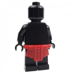 Roman Skirt (Dark Red)