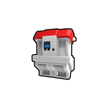 Lego Custom Minifig AREALIGHT Sarge Jetpack (La Petite Brique)