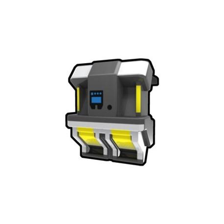 Lego Minifig Custom AREALIGHT Dark Gray Scortch Pack (La Petite Brique) Star Wars