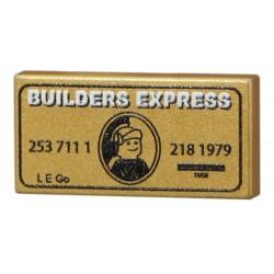 Builder Express (Gold)