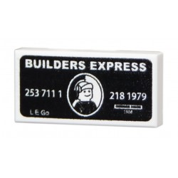 Builder Express (Black)