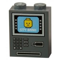 ATM (Dark Bluish Gray)