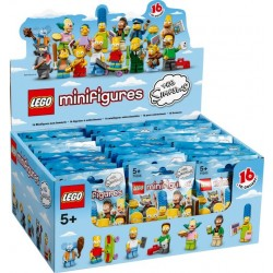 LEGO Series S The Simpsons - box of 60 minifigures - 71005