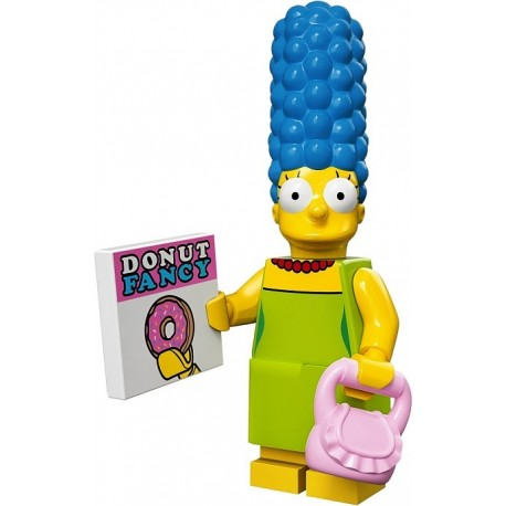 Lego Minifig Serie S Les Simpson 71005 Marge Simpson (La Petite Brique)