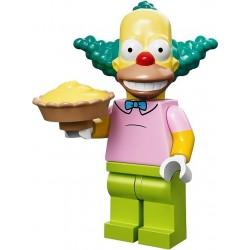Lego Minifig Serie S Les Simpson 71005 Krusty le Clown (La Petite Brique)