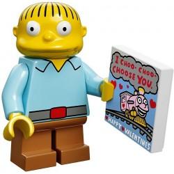 Lego Minifig Serie S Les Simpson 71005 Ralph Wiggum (La Petite Brique)