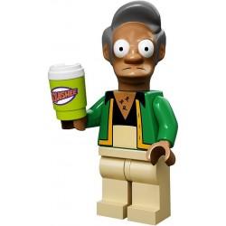 Lego Minifig Serie S Les Simpson 71005 Apu Nahasapeemapetilon (La Petite Brique)