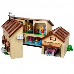 Lego THE SIMPSONS 71006 - La maison des Simpson (La Petite Brique)