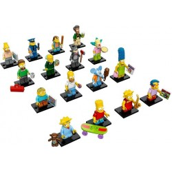 LEGO Series S The Simpsons - 16 minifigures - 71005
