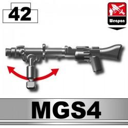 Iron Black MGS4