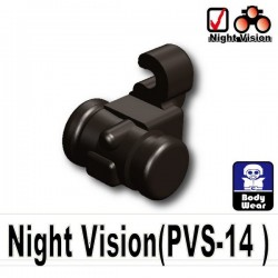 Night Vision (PVS-14) (Pearl Dark Black)