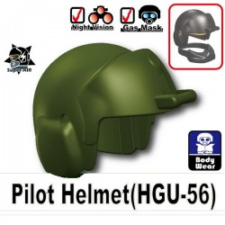 Pilot Helmet HGU-56 (Military Green)