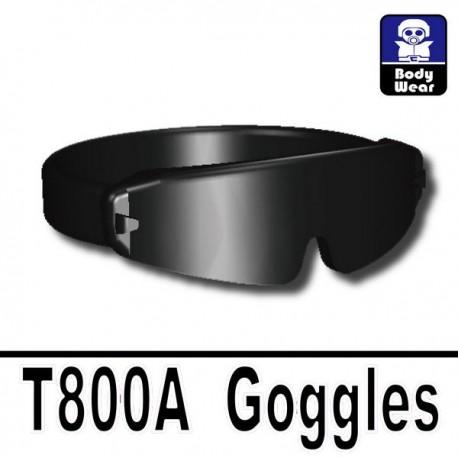 T800A Goggles (Black)