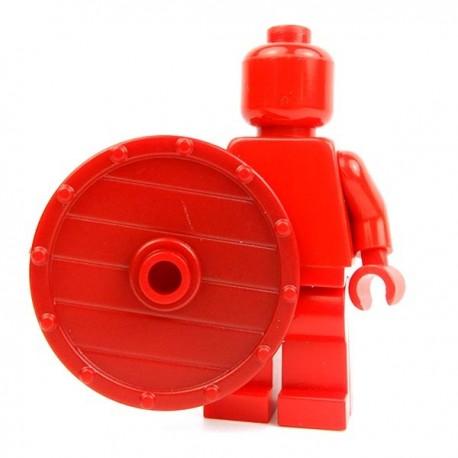 Vicking Shield (Dark Red)