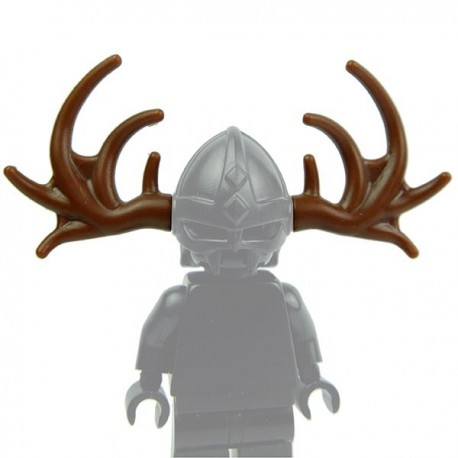 Moose Antlers (Brown)