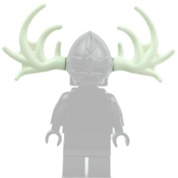 Moose Antlers (white)