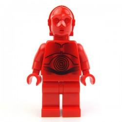 Lego Minifig Star Wars R-3PO (La Petite Brique)