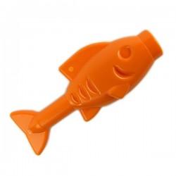 Lego Accessoires Minifig Poisson (Orange) (La Petite Brique)