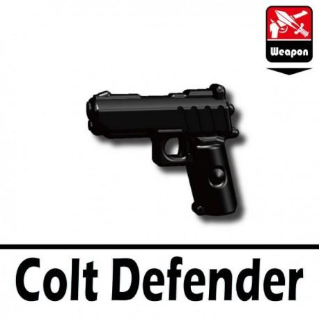 Lego Accessoires Minifig Si-Dan Toys Colt Defender (noir) (La Petite Brique)