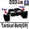 Tactical Belt G9 (black)