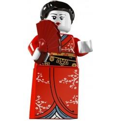 la fille en kimono